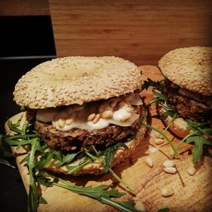 Vega-burger
